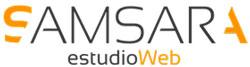 Logo Samsara estudioWeb